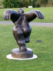 2007-12-23-Stoneleigh-2007-01-02-Butterfly (russellstreet) Tags: newzealand sculpture butterfly auckland nzl manukau aucklandbotanicalgardens llewsummers sculpturesinthegarden2007 stoneleighsculpturesinthegarden2007