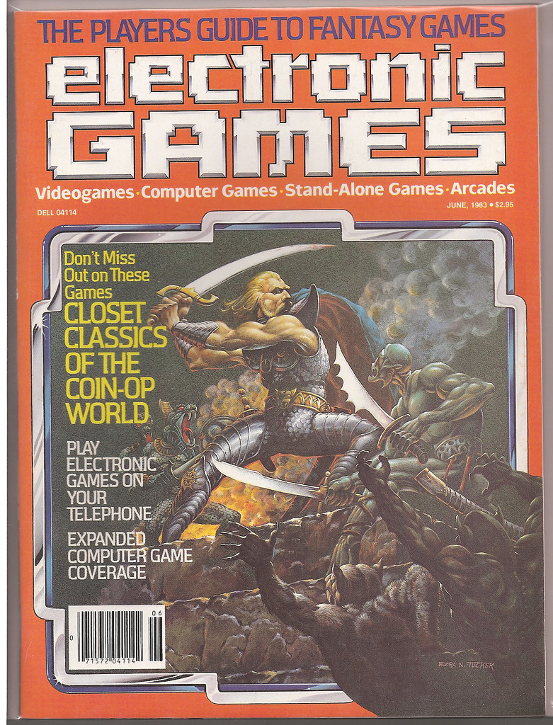 Electronic Games Magazine #16 June 1983