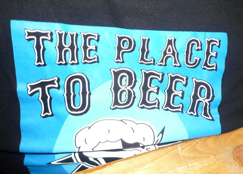 The place to beer...