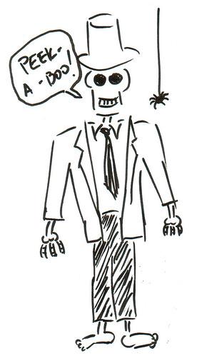 366 Cartoons - 242 - Mr Bones