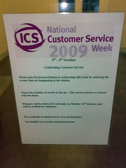 Earlswood Station Customer Service Week