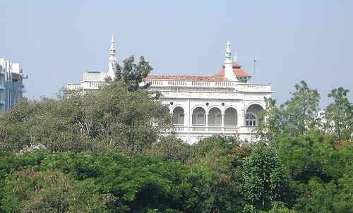 Agha KHan Palace in Pune