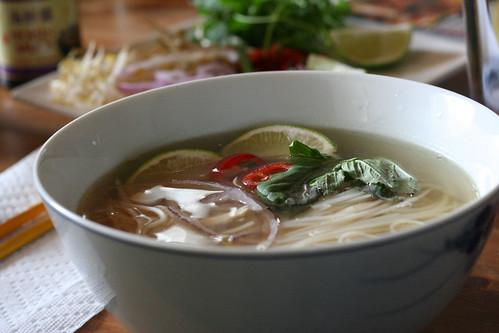 Daring Cooks: Pho Ga