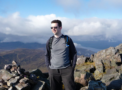 Me at Schiehallion Summit