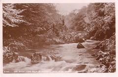 Glen Lyon, River Lyon Near McGregor's Leap