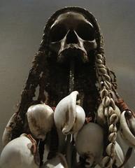 Skull Reliquary, 19th Century.