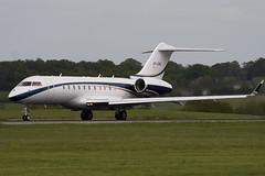 VP-CAU - 9231 - Private - Bombardier BD-700-1A11 - Global 5000 - Luton - 090507 - Steven Gray - IMG_2196