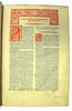 Woodcut border and initials in Etymologicum Magnum Graecum