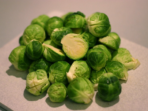 All About Brussels Sprouts