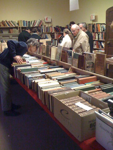 Trinity College Book Sale