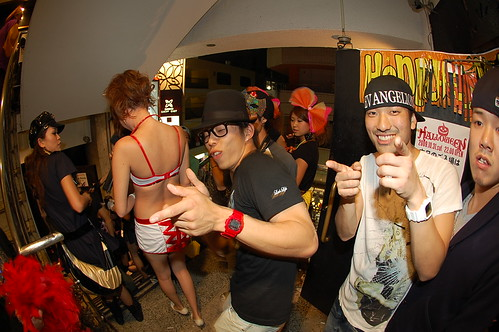 Halloween Party @Underground 2009/10/31