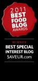 Saveur Award Winner