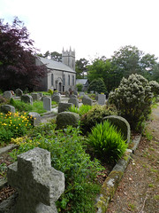 Calary Church and cemetery (Co. Wicklow)