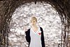 :) (Rick Nunn) Tags: london girl wall garden eyes key heart bracket rick smoking blond nunn canonef135mmf2l vsortpop