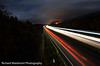 A55 at night (rmaidmentphotography) Tags: a55 north wales light long exposure nikon richard maidment photography