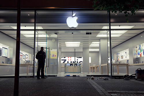 Apple Store Bahnhofstrasse Z�rich