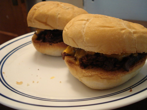 Barbeque Brisket Sandwiches