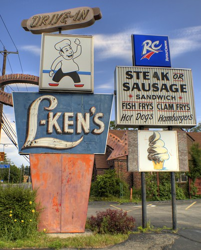 L-Ken's Drive-In, Colonie