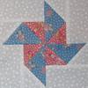 Barbara's Pinwheel #1