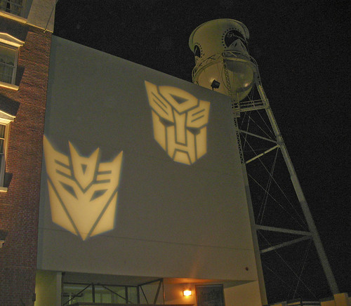 Botcon 09 Day 3 - Paramount back lot