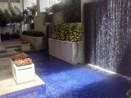 San Francisco Water Feature