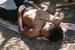 Nativos muertos en Bagua