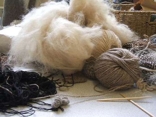 Felting with Toft Alpaca