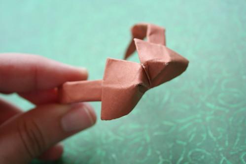 Origami bra