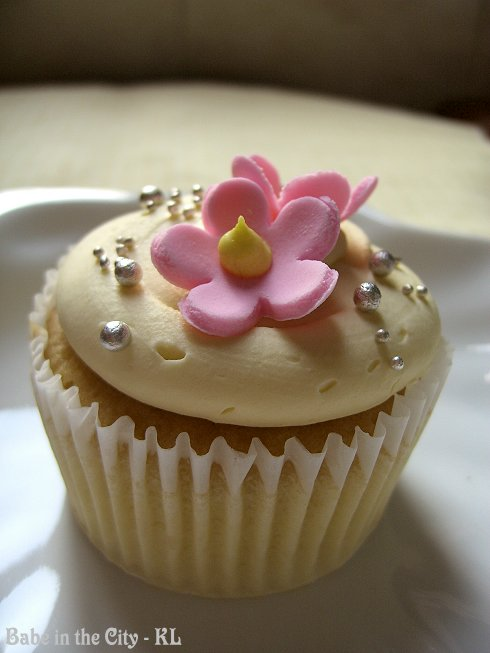 Vanilla Cupcake RM6.90