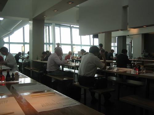 Wagamama in Terminal 5 at Heathrow