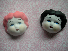 New: China Doll Heads! 2