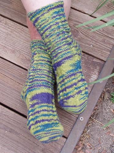 Naive Socks - cropped