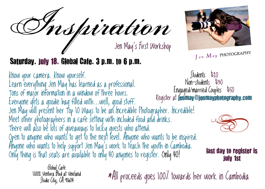 Inspiration Workshop