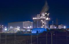 Otahuhu Power Station 1 (nzcjs) Tags: newzealand nightshot nz hdr 18200mmafsdxvr otahuhupowerstation