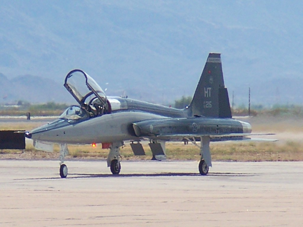 Northrop AT-38B Talon 63-8215