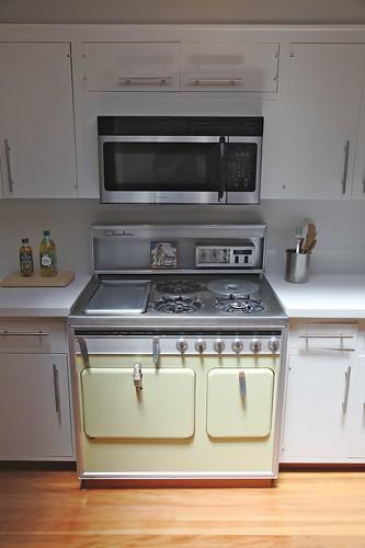 Pretty stove