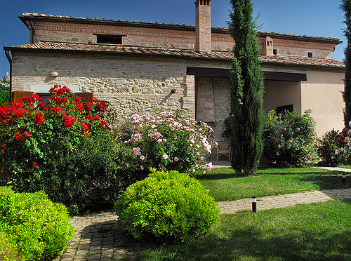 Toscana, Agriturismo Il Palazzo dei Diavoli, Montepulciano (Siena)