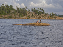 Killbear (site 728 - 2009) 008 (Rock Steady Images) Tags: camping summer ontario canada canon handheld rebelxt 50views killbear 25views sigma1770mmf2845 photoshopcs3 7pointsystem bypaulchambers topazvivacity rocksteadyimages