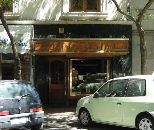 Jaime Gallo shop exterior