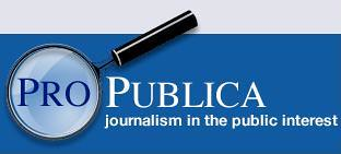 ProPublica logo, from web site