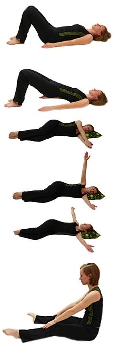pilates hareketlerini gösteren resimler fotoğraflar
