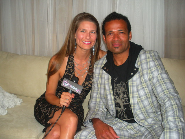 Tara Darby, Mario Van Peebles,Change The World Awards