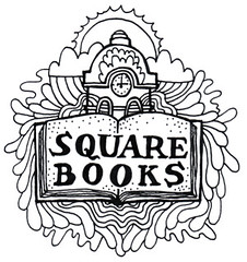 Square Books (Willbryantplz) Tags: mississippi logo book drawing doodle oxford squarebooks