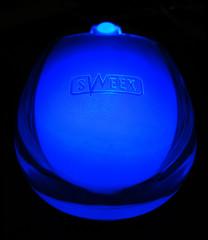 Blue Mouse (rene1956 (Burning the Midnight Lamp)) Tags: blue indigo hips simplicity mylittlesony bluerulez