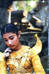 Angkor Wat, Cambodian Dancer