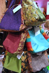 Cheshire Moon Bags