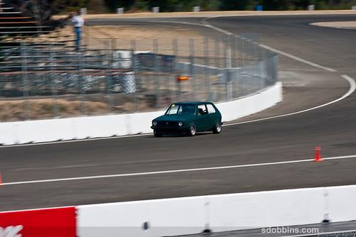Turn 9 wide open! Photo-sdobbins.com