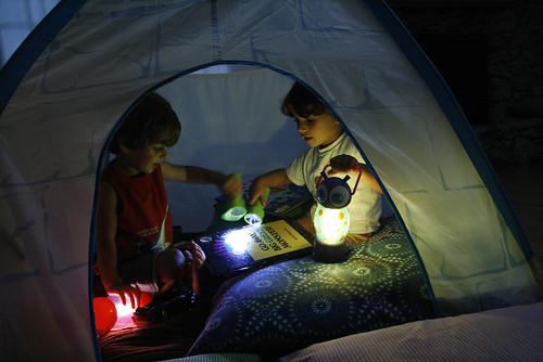 Tent Stories