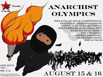 Anarhistička olimpijada u San Franciscu