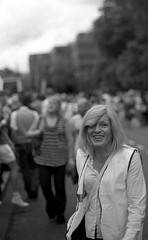 Louise Hannon (Anthony Cronin) Tags: ireland dublin film analog 35mm protest ishootfilm wins ac agfa rodinal apug rodinal150 ilford fp4 equalrights transsexual gayrights nikonf80 ilfordfp4 compensation dubliners 50mmf14d dublinstreet agfarodinal dublinstreets ilfordfp4125 allrightsreserved dublinlife streetsofdublin irishphotography lifeindublin filmisnotdeaditjustsmellsfunny irishstreetphotography lgbtnoise y48filter workplacediscrimination dublinstreetphotography streetphotographydublin anthonycronin filmdev:recipe=5201 livingindublin insidedublin livinginireland streetphotographyireland gayireland wwwlgbtnoiseie equalityissues protest090809 august9th2009indublin marchformarriage civilmarriagebillprotest louisehannon equalitytribunal photangoirl